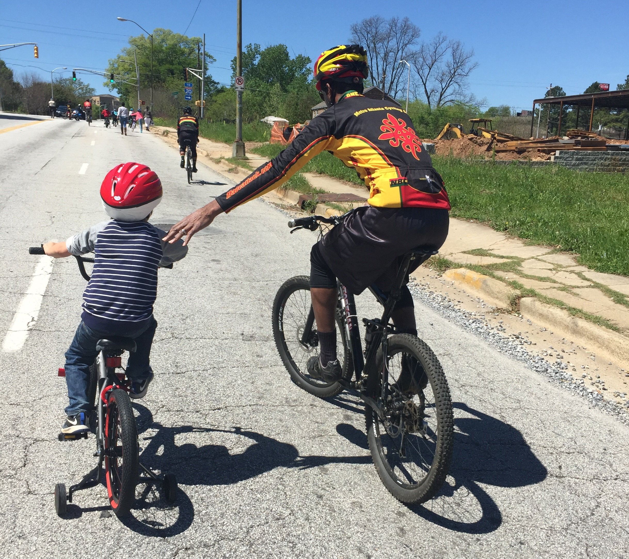 Fulton County Sheriff's Office Bike Safety Rodeo!